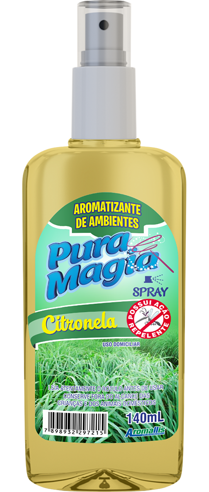 Aromatizante Spray - Citronela