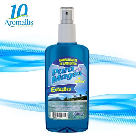 Aromatizante Spray - Estações