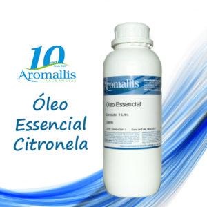 Oleo Essencial Citronela