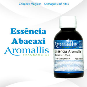 Essencia Abacaxi 100 ml