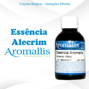 Essencia Alecrim100 ml