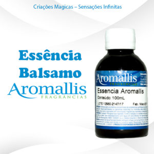 Essencia Balsamo 100 ml