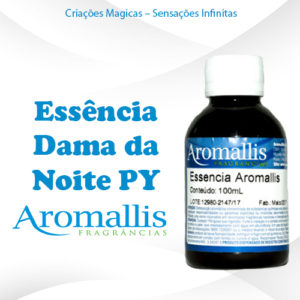 Essencia Dama da Noite PY 100 ml
