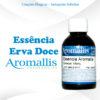 Essencia Erva Doce 100 ml