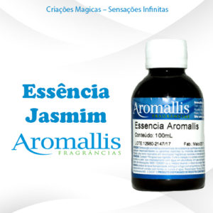 Essencia Jasmim 100 ml