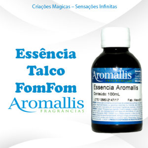 Essencia Talco FomFom 100 ml