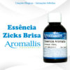 Essencia Zicks Brisa 100 ml