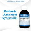 Essencia Amacitel 100 ml
