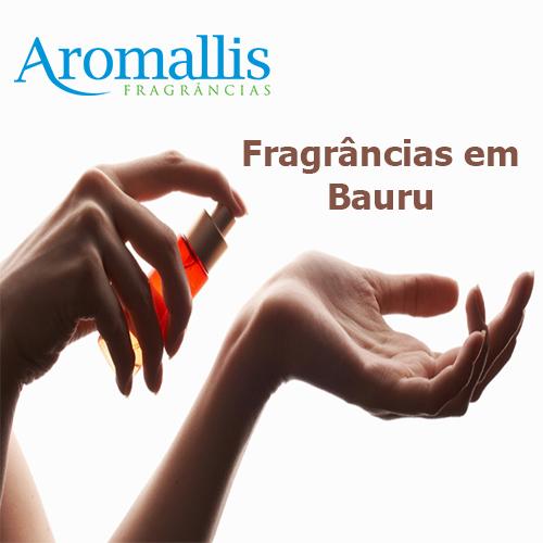Fragrâncias em Bauru