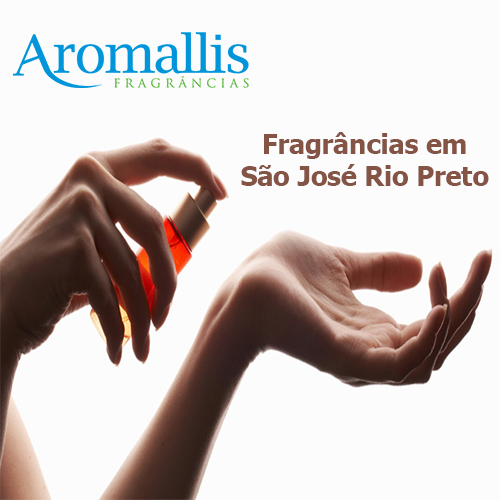 Fragrâncias em São José Rio Preto