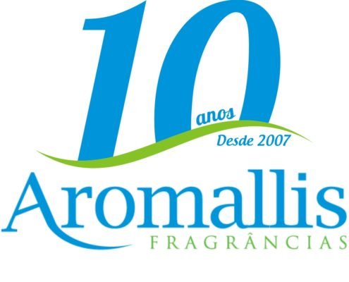 Aromallis 10 anos