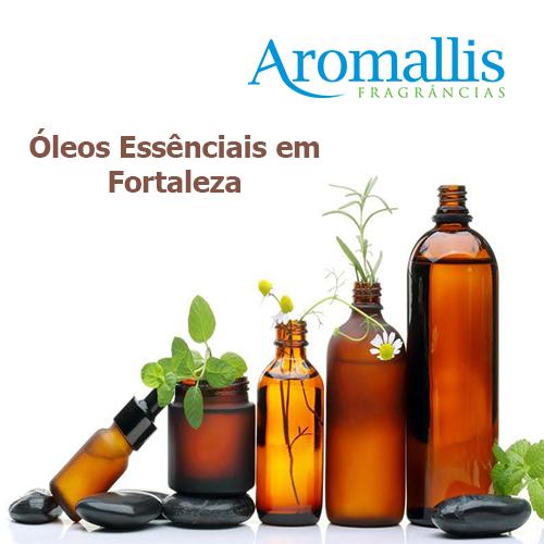 Óleos Essenciais em Fortaleza - Ceará