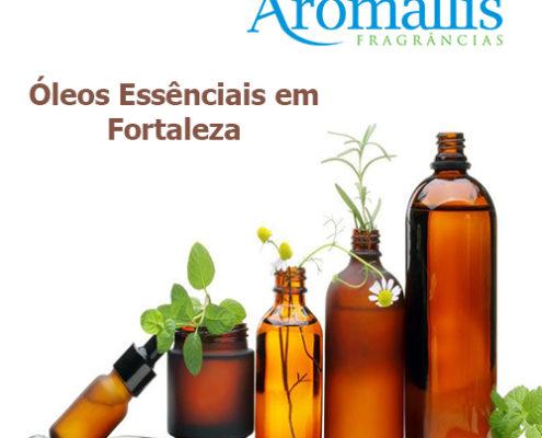 Óleos Essenciais em Fortaleza