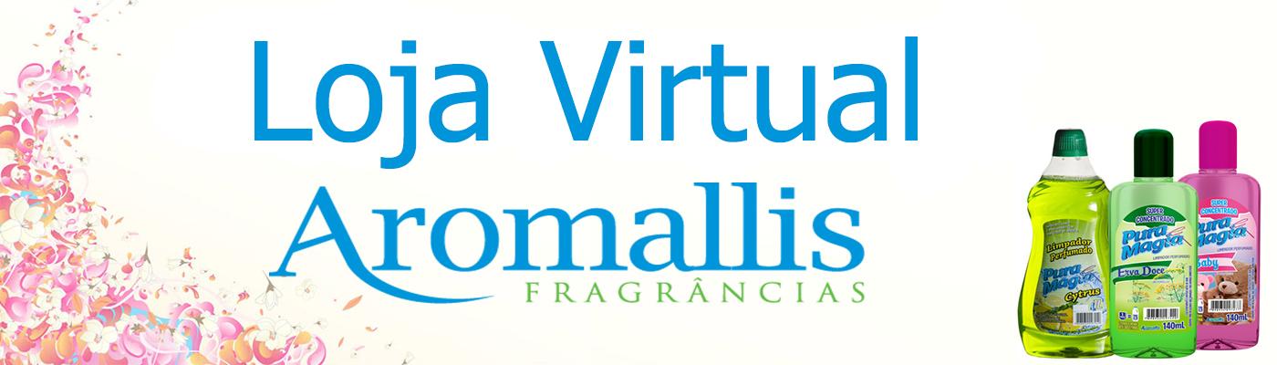 Loja Virtual Aromallis 2